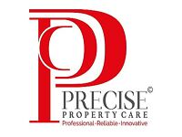 Recruiting in all areas within the property maintenance...