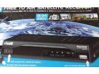 Caravan Satellite Receiver Maxview MXL020 HD Digital Free To Air Or Motorhome