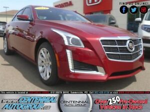 Cadillac CTS Sedan 3.6L Luxury AWD 2014