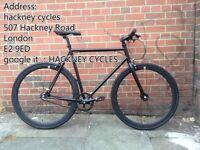 Brand new single speed fixed gear fixie bike/ road bike/ bicycles + 1year warranty & free service cd