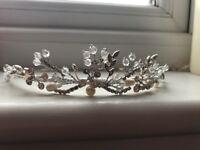 Gorgeous wedding tiara