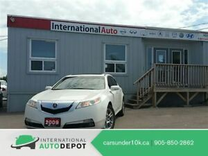 2009 Acura TL TECH PKG | NAVI | LEATHER | MOONROOF