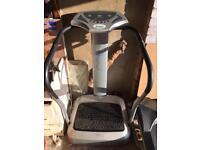 vibration power massage plate