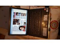 SONY VIAO LAPTOP 14.1 inch screen with Webcam and DVD ReWriter Drive, 2GB Ram, 160 HDD, windows 7