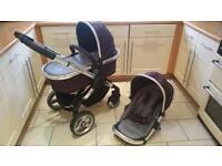iCandy Peach Pram Pushchair Stroller Travel System