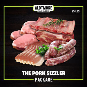 The Pork Sizzler Package (25lb)