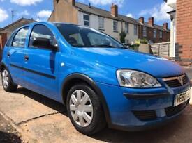 Vauxhall Corsa 1.0 life (03-07)