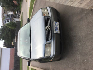 2003 Volkswagen Jetta grey / Open to trades for another car
