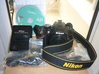 NIKON D3200 DSLR Body Only