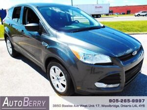 2015 Ford Escape S *** Certified *** Accident Free *** $12,999