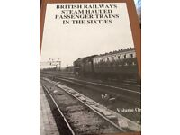Passenger trains in the sixties