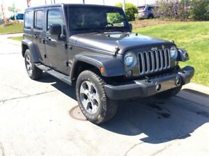2016 Jeep WRANGLER UNLIMITED SAHARA/UNLIMITED/GO TOPLESS ALL SUM