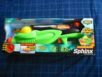 Buzz Bee Toys Water Warriors Sphinx Pressurized Water Pistol ***BRAND NEW***
