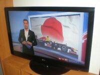 LG 42 LCD HD TV,DIGITAL FREEVIEW,FREE DELIVERY