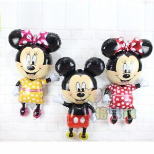 ballon gonflable geant mickey