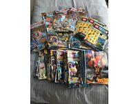 Lego magazines bulk lot new resale 230 plus toys
