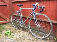 John Fern Racing Bike Made in England