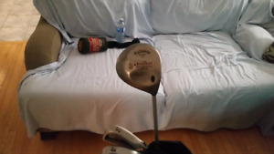 Golf set with bag or seperate