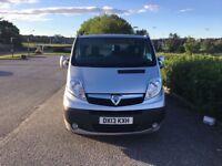 Vauxhall Vivaro sportive refrigerated van