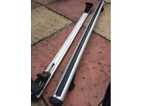 Vauxhall Zafira roof bars
