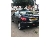 Peugeot 206 cc - Lovely little Car, runs perfectly