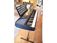 Yamaha Touch Sensitive Keyboard (local delivery within 2 miles)