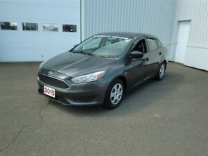 2015 Ford Focus S-ATOMATIC