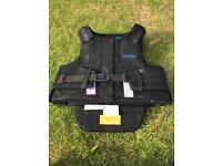 Just togs body protector children's large