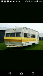 Wanted any old camper trailers