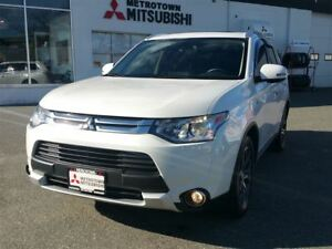2015 Mitsubishi Outlander GT Local & Accident free!