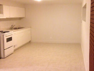 3 BR bsmt available for rent Oct 1