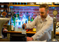 Full/Part Time Bartender/Waiter - Live Out - Up to £7.70 p/h - The White Swan - Vauxhall - London