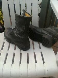 Leather Steel toe Boots / Other shoes
