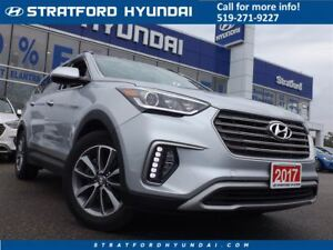 2017 Hyundai Santa Fe XL Luxury | NAVI | LEATHER | 7 PASSENGER |