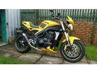 Triumph Speed Triple 1050 sell/swap/px