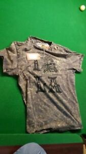 rivet de cru tshirt size xl brown new with tags