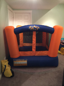 Bouncy House for Babies and Toddlers