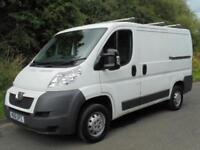 2011(61) PEUGEOT BOXER 2.2HDi 100 L1 H1 330 SWB, CHEAPEST IN THE UK!!!!!!!