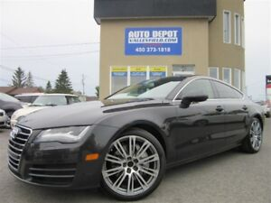 2013 Audi A7 PREMIUM PLUS + CAMERA + AWD + NAVIGATION