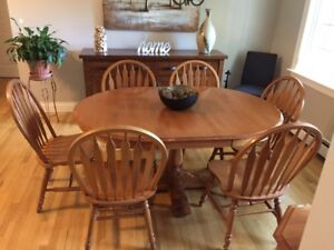Roxton Table And Chairs