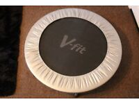 V- Fit Mini Trampoline.