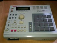 Akai Mpc2000 Classic Sampler.
