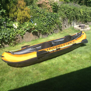 Hydro-Force Inflatable Kayak