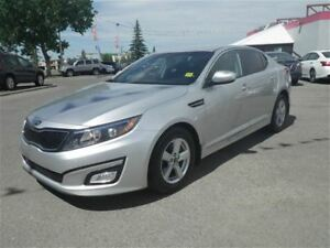 2015 Kia Optima LX | Heated Seats | Bluetooth | Cruise