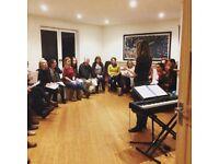 Roar Academy Choir Class Dunfermline Free Trial