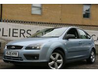 Ford Focus 1.6 115 2005.5MY Zetec NEW SHAPE BARGAIN CLEARANCE PRICE !!!