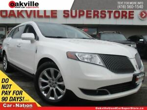 2014 Lincoln MKT EcoBoost | AWD | 7 PASS | B/U CAM | REMOTE STAR