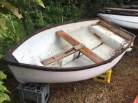 8ft Tender, rowing, sailing, fishing, dinghy