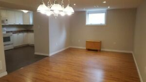 Large Legal 2 Bed Basement in North End with Satelite