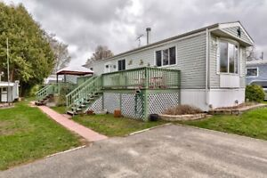 MODULAR FOR SALE NEEDS TO BE SOLD! 222 HILLVIEW DRIVE, PERTH, ON